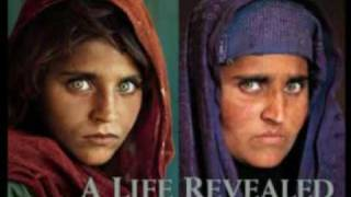Afghan Girl (Eyes tell the story)