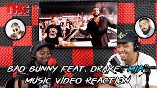 Bad Bunny Feat Drake 34 Mia 34 Music Audio Reaction
