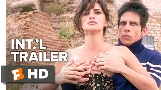 Zoolander 2 International Trailer #1(2016) - Ben Stiller, Penélope Cruz Comedy HD