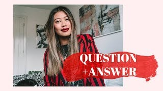 Q+A JAN 2018 - ACHIEVEMENT, STYLE INSPO, PHOTO TIPS | IDRESSMYSELFF