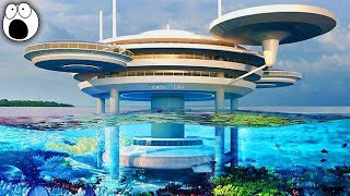 Underwater Buildings That We Have Actually Created