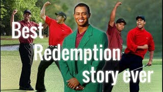 Tiger Woods Best Redemption story ever