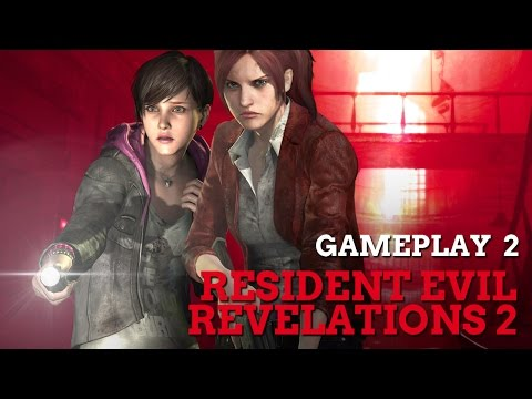 Gameplay de Resident Evil Revelations 2 - Parte 2