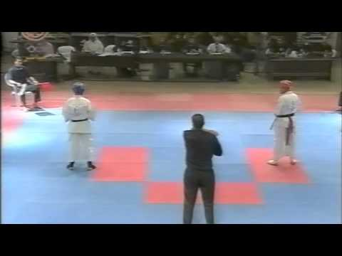 1st Kuwait International Kyokushin Karate Tournament part 1 Image 1