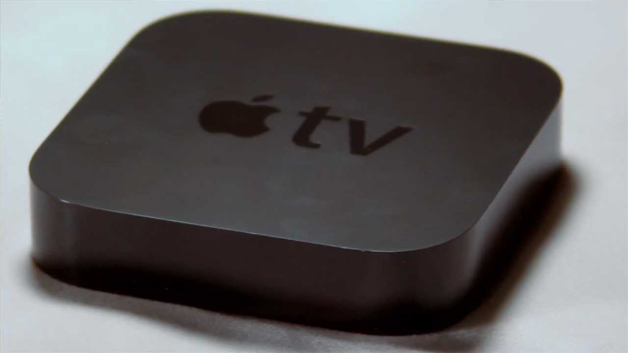 Apple tv to vga projector youtube for Proyector apple