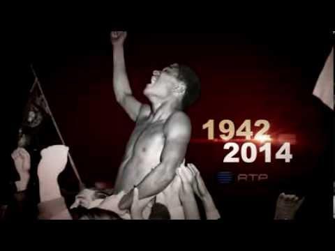 Homenagem a Eusébio 1942 - 2014