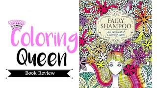 Fairy Shampoo Coloring Book Review