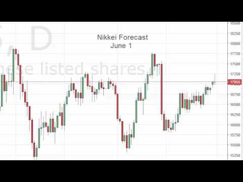 Nikkei Technical Analysis for June 1 2016 by FXEmpire.com
