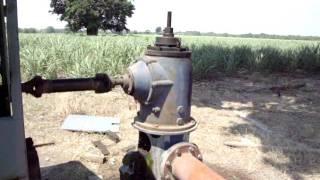 Sistema de riego (Bomba y pozo)