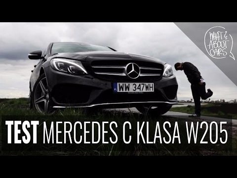 Mercedes-Benz C klasse C220 test WAC.TV #3 Mercedes W205 test