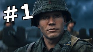 CALL OF DUTY WWII - CAMPAGNA - Let's Play ITA (Parte 1) PROLOGO!