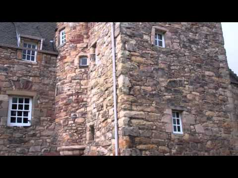 Mary Queen of Scots House Jedburgh Borders Of Scotland