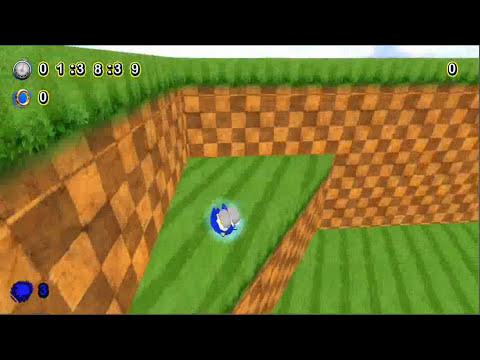 Greenflower Zone Adventure Pack - Blitz Sonic - Update 5