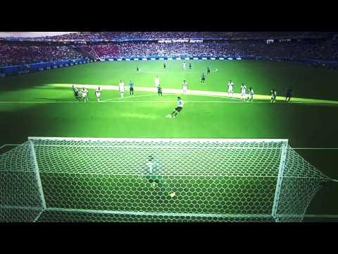 Edinson Cavani vs Costa Rica HD World Cup 2014