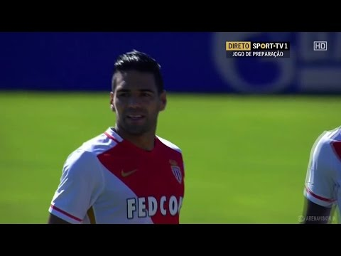 Radamel Falcao vs Zenit (Pre-Season) HD 720p (19/07/2016)