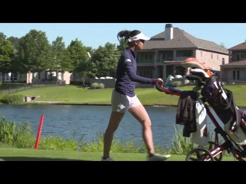 Illini Women's Golf | NCAA First Round Highlights