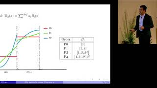[Charm++ Workshop 2018] Progress Towards Development of Discontinuous Galerkin..., Aditya K Pandare