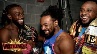 The New Day react to Kofi Kingston becoming WWE Champion: WWE Exclusive, April 7, 2019