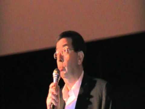 Cinema City Русе   презентационно откриване от Muki Gredinger,  Генерален международен директор