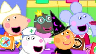 Peppa Pig English Episodes | Meet Mandy Mouse - Books Special | Peppa Pig