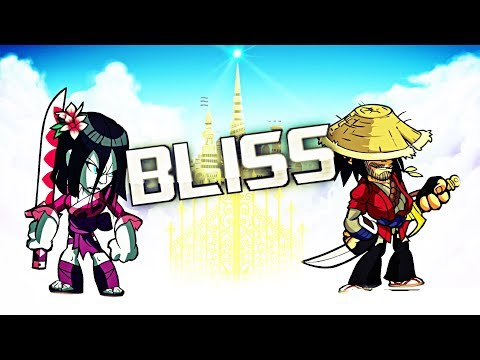 Bliss ~ A Brawlhalla Montage (+CC Giveaway)