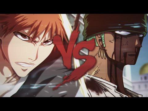 Zoro VS. Ichigo | Duelo de Titãs