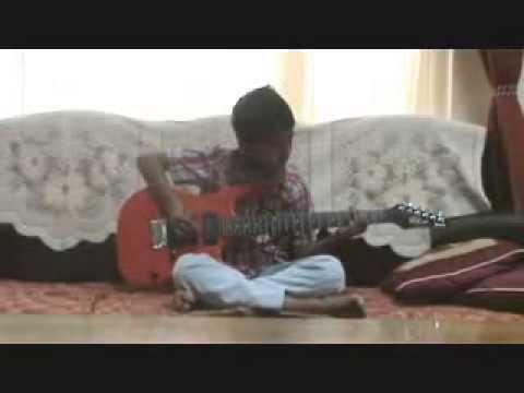 Ek Ladki Bheegi Bhaagi si Guitar Instrumental