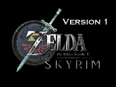 Elder Scrolls V Skyrim Mods - Legend of Zelda Character Link Mod Download Version 1