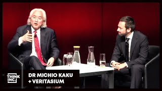 An evening with Dr Michio Kaku (ft Veritasium)