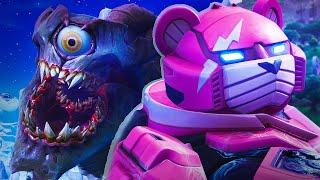 ROBOT VS MONSTER EVENT CINEMATIC - Fortnite Cinematic