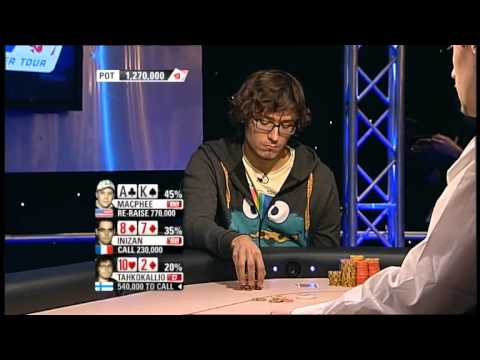 EPT6 - Berlin. Main Event. E2