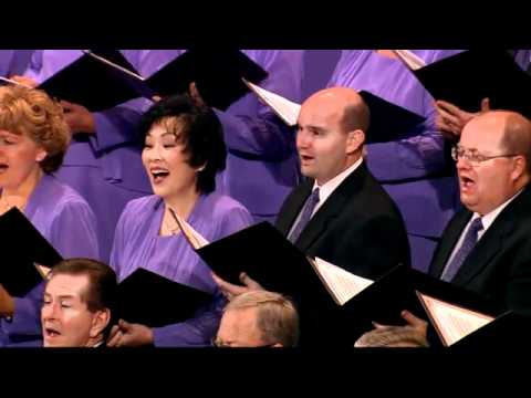 Beautiful Zion Built Above - Mormon Tabernacle Choir