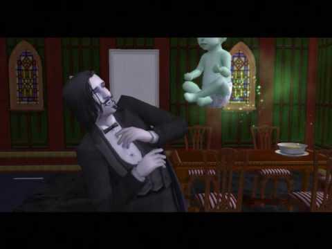 Sims 2 Vampire Love Story