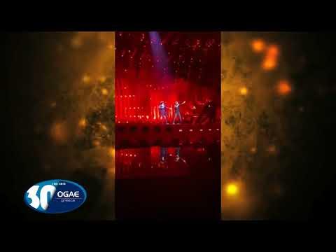 ITALY -Ermal Meta/Fabrizio Moro - Jury Rehearsal - Eurovision 2018 - OGAE Greece