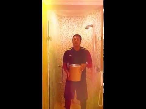 Mahesh Bhupathi | ALS Ice Bucket challenge