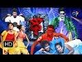 Dhee 10 | 20th September 2017| Full Episode | ETV Telugu