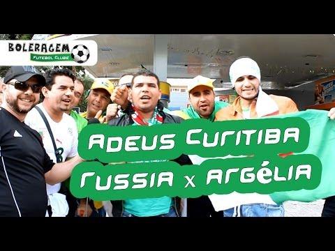 Copa do Mundo - Argélia X Russia - BoleragemFC