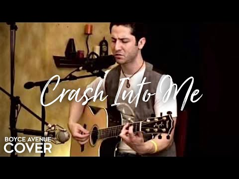 Dave Matthews Band - Crash Into Me (original Lyrics)