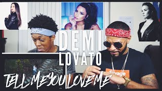 Download Lagu Demi Lovato - Tell Me You Love Me | FVO Reaction Gratis STAFABAND