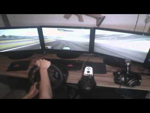 Project Cars Eyefinity 5760x1200