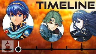 The Complete Fire Emblem Timeline (Archanea, Valentia & Jugdral) | The Leaderboard