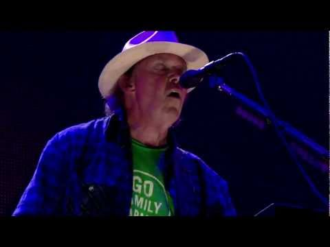Neil Young and Crazy Horse - Like a Hurricane (Live at Farm Aid 2012)