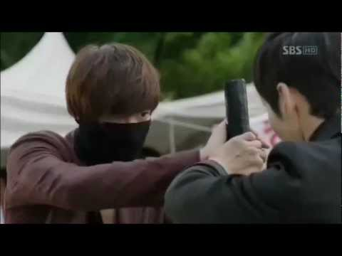City hunter, Lee Yun Seong - fighting scenes (Part 1/2)