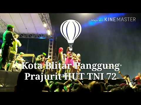 download lagu Hut Tni 72 Panggung Prajurit  Kemeriahan Blitar gratis