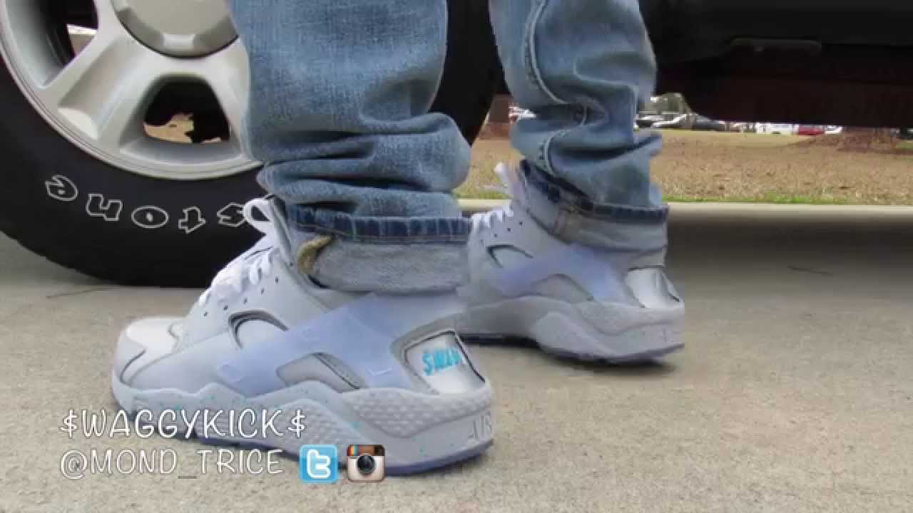 Air Mag Custom Nike Air Huarache id Air Mag