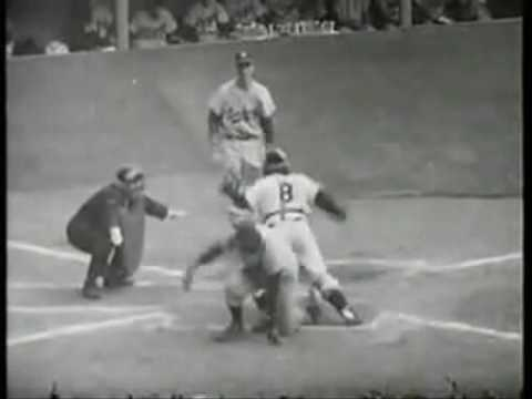 Jackie Robinson Steals Home Video