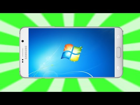 Run Windows 7 on Android