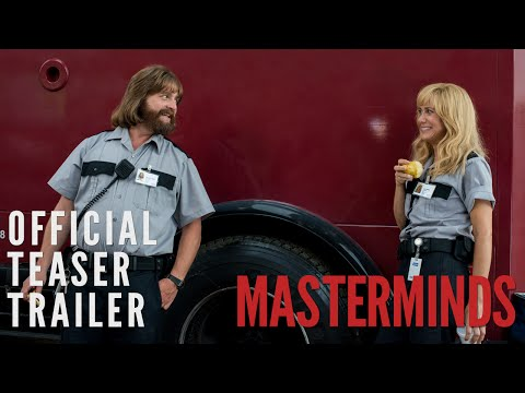 Watch Masterminds (2014) Online Free Putlocker