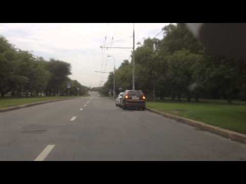ДТП на Косыгина в Москве 03.08.2015