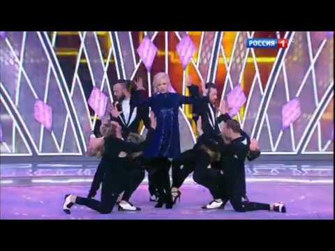 Голубой огонек 2017 Полина Гагарина Танцуй со мной